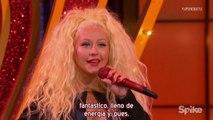 """Christina Aguilera - Aparición COMPLETA en """"Lip Sync Battle"""" 2016 (Subtítulos español)"""