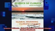 DOWNLOAD FREE Ebooks  Science of Climate  Global Warming and Climate Change Student Workbook Full EBook