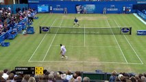 BNP Paribas Shot of the Day Aegon Championships Saturday 14 June