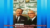 Most popular  Building a Company Roy O Disney and the Creation of an Entertainment Empires
