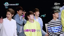 160505 [ENG SUB] SEVENTEEN deciding which SUJU member for their cover, 'U' @ Mcountdown