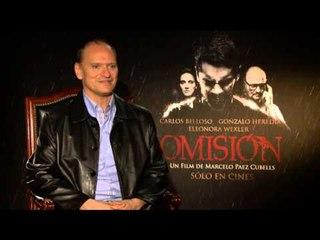 Entrevista a Carlos Belloso por Omisión [Alta Peli]