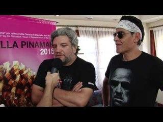 Entrevista a Daniel Valenzuela y Juan Palomino