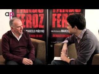 Entrevista Marcelo Piñeyro por Tango Feroz