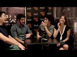 Entrevista al Chino Darin  - Pasaje de vida