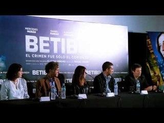 Betibú, Conferencia de prensa, Village Recoleta