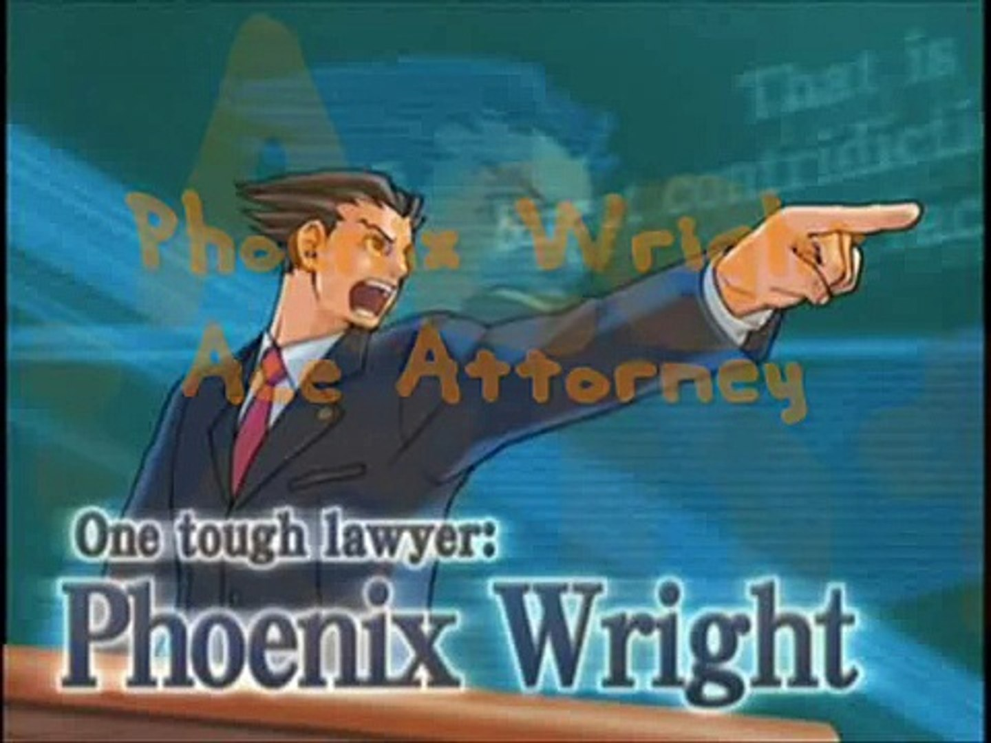 Phoenix Wright : AA : #28 Rise from the Ashes ~ Introduction