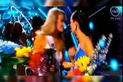 Miss Filipinas es Miss Universo|Miss Colombia Out
