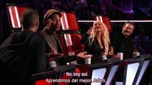 Christina Aguilera - Top 6 Estrategias de los Coaches - The Voice 10 (Subtítulos español)