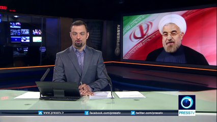 Iran president: US court ruling daylight robbery