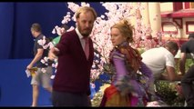 ALICE THROUGH THE LOOKING GLASS Behind The Scenes Featurette (2016) Disney Movie HD