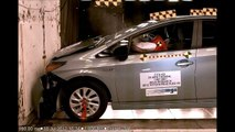 2012 Toyota Prius Plug-In Hybrid NHTSA FMVSS 208 (25 Mph - Unbelted) Frontal Impact (Minor Injuries)