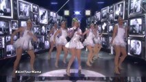 Jennifer Lopez Performs I Aint Your Mama and Lets Get Loud - AMERICAN IDOL
