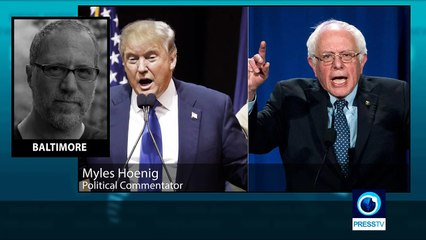 Clinton, Trump, Sanders or Stein: Four different directions