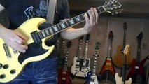 The Maruce Project,The Hunter,17 songs 17 guitars original rock song