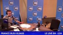 Live France Bleu Elsass du 6 mai 2016