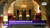 """Cea mai mare aşezare a geto-dacilor. Unul dintre cele mai frumoase lăcașuri de cult din sudul Moldovei este biserica """"Sf. Nicolae"""" Banu din Nicorești, Galaţi, cu o vechime de 200 de ani."""