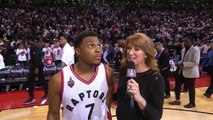 Kyle Lowry Postgame Interview _ Heat vs Raptors _ Game 2 _ May 5, 2016 _ 2016 NBA Playoffs