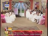 Good Morning Pakistan on ARY Digital Part 4 - Nida Yasir Morning Show 6 May 2016