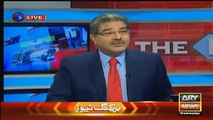 Hamid Mir exposing Nawaz Sharif what happened in 1999