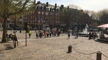 La marche des vocations réunit 500 personnes à Lisieux