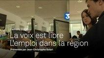 La nouvelle région Auvergne-Rhône-Alpes va-t-elle booster l'emploi? | samedi 7 mai à 11h25 dans La Voix est Libre