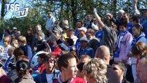 Die 3 Tore und die Pressekonferenz, 19. Spieltag  TSG Neustrelitz - F.C. Hansa Rostock II