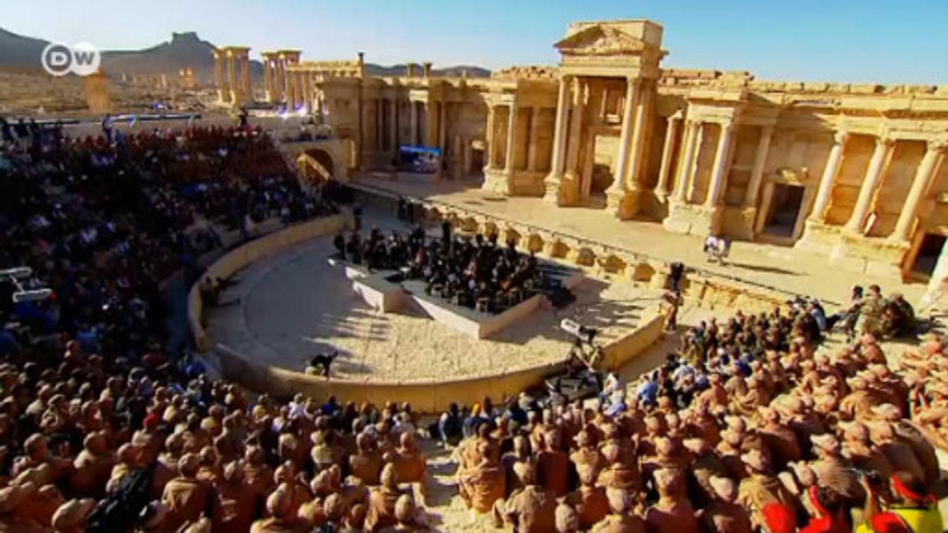 Palmira'da müzik sesleri