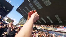 Burnley F.C End Game Pitch Invasion - BURNLEY IN PREMIER LEAGUE! -