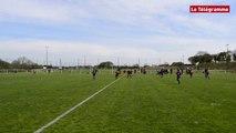 Guipavas. Challenge Rivoallon : finale U13 - Guipavas - ASPTT Brest