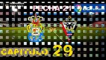 PES 2013   CAP 29   LIGA ADELANTE/FECHA 21   UD LAS PALMAS 1-2 CD MIRANDES