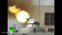 CHINESE Navy puts a Show of pride for US Military 2015