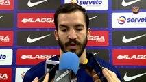 FCB Basket: Pau Ribas, prèvia Valencia Basket-FCB Lassa [CAT]