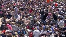FISE World Montpellier 2016 LIVE - MTB SLOPESTYLE PRO FINALE - FR