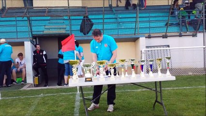 REMISE DES RECOMPENSES AU CHALLENGE YVES LUBOYA 2016