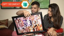 Gift Segment: Karan Patel & Ankita Bhargava Overwhelmed By Gifts From Their Fans