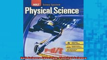 DOWNLOAD FREE Ebooks  Holt Science Spectrum Physical Science Full Ebook Online Free