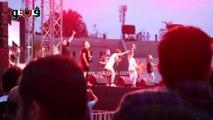 وصلة رقص لمجموعة من الفتيات على أنغام «المدفعجية»