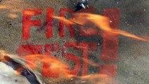 Apple iPhone 6s vs Samsung Galaxy S7 Edge Fire and Burn Test! WILL IT MELT!-!-