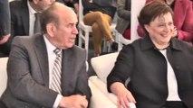 Çevre ve Şehircilik Bakanı Sarı, Temel Atma Törenine Katıldı