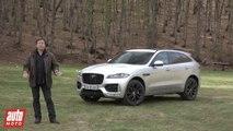 2016 Jaguar F-Pace [ESSAI] : fauve SUV ou vraie Jaguar ?