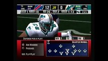Madden NFL 2004 (Playstation 2) - Dolphins vs. Bills