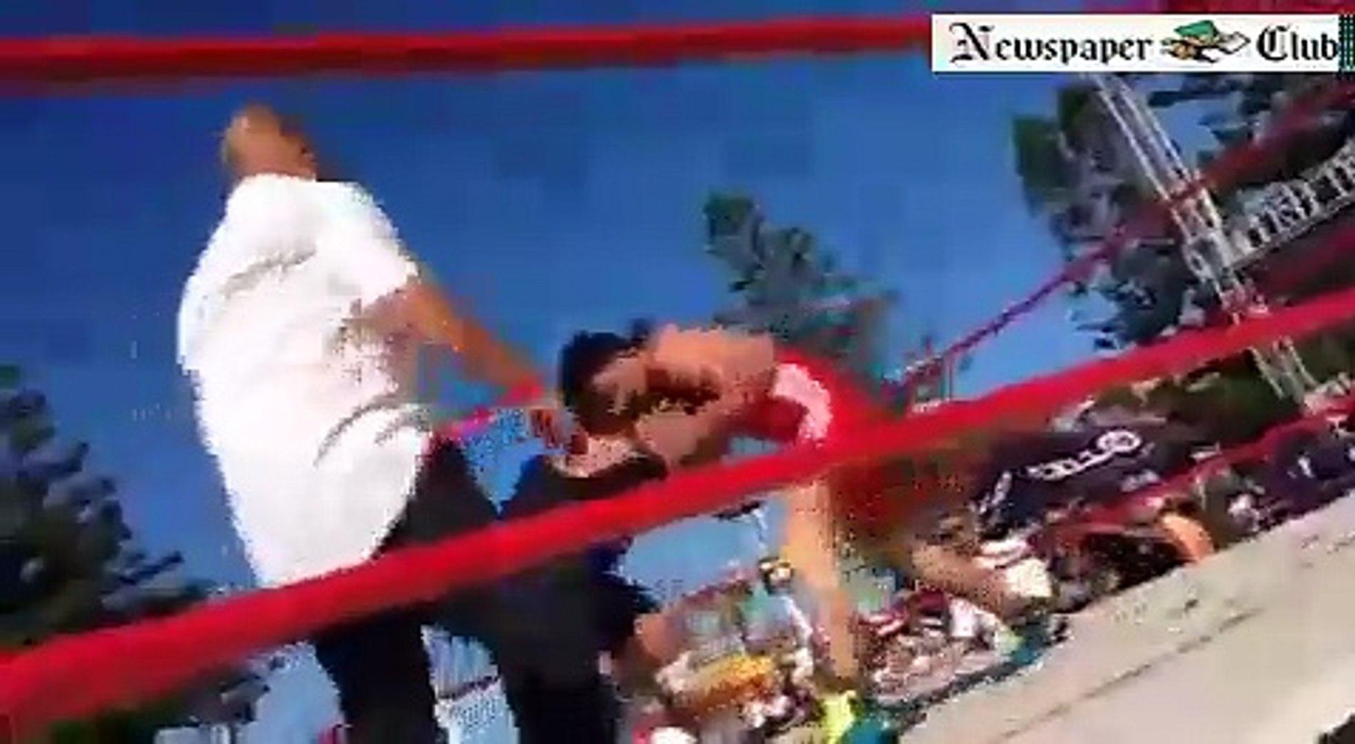 Indian Wrestler Sangram Singh won , African Wrestler, African Wrestler in South Africa, sports lates