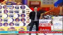 Fahad Mustafa Badly Insulted Aamir Liaquat Hussain in Live Show Jeeto Pakistan on ARY Digital
