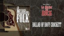 Lo Mejor del Folk - Vol. 8 - Ballad Of Davy Crockett