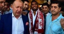 Antalyaspor Başkanı: Galatasaray Bizden Futbolcu Almak İstiyor