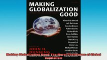Downlaod Full PDF Free  Making Globalization Good The Moral Challenges of Global Capitalism Full EBook