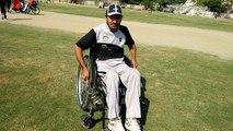 KP first wheelchair cricket tournament