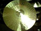 """PAISTE 19"""" Signature Dark Energy Mark I Crash Cymbal"""