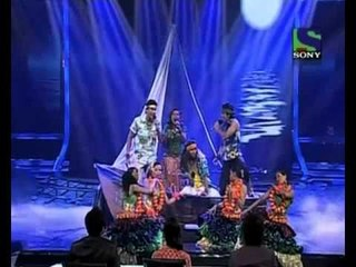 X Factor India - Nirmitee's 'Haal Kaisa Hai' gets Standing Ovation - X Factor India - Episode 10 - 17 June 2011